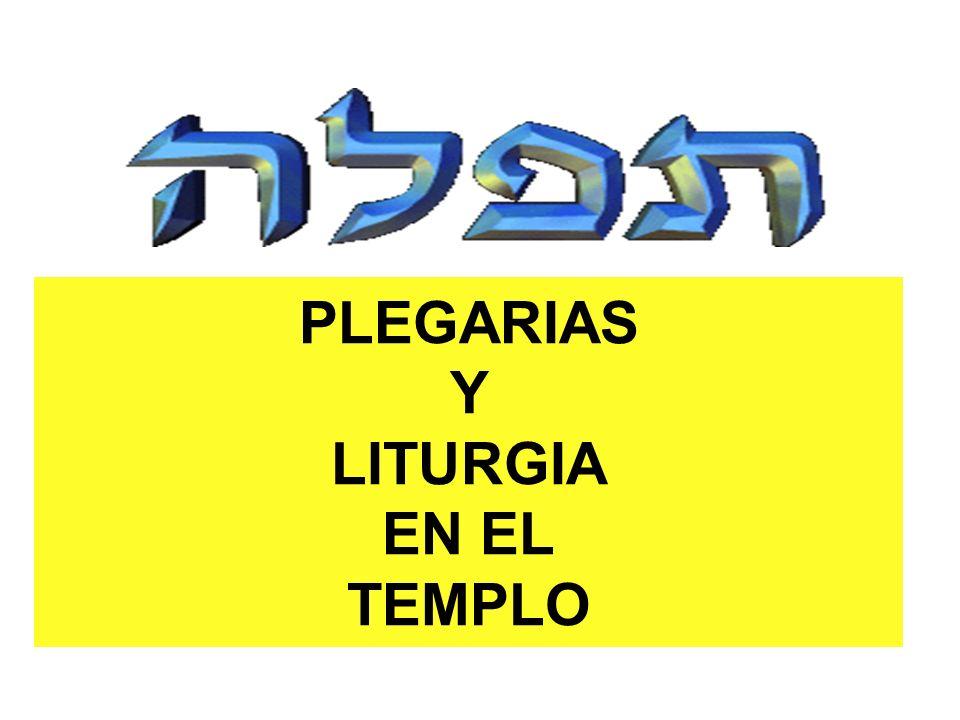 En la primera bendición el judío se presenta ante el Todopoderoso y exhibe ante El sus credenciales.