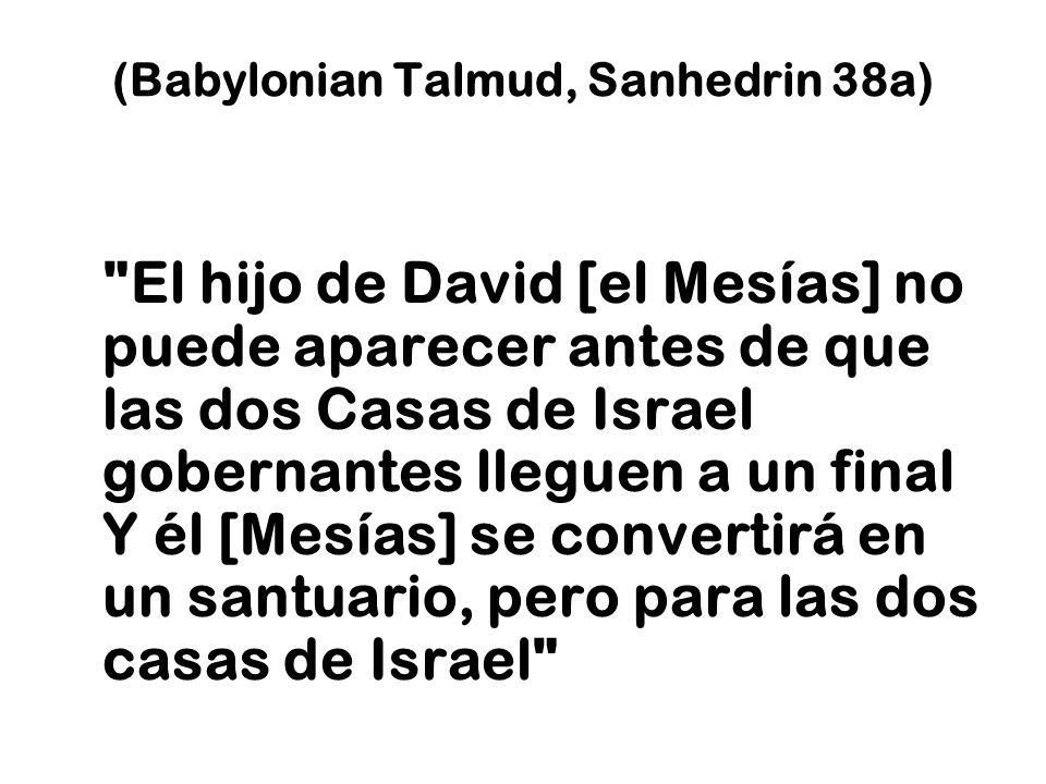 (Babylonian Talmud, Sanhedrin 38a)