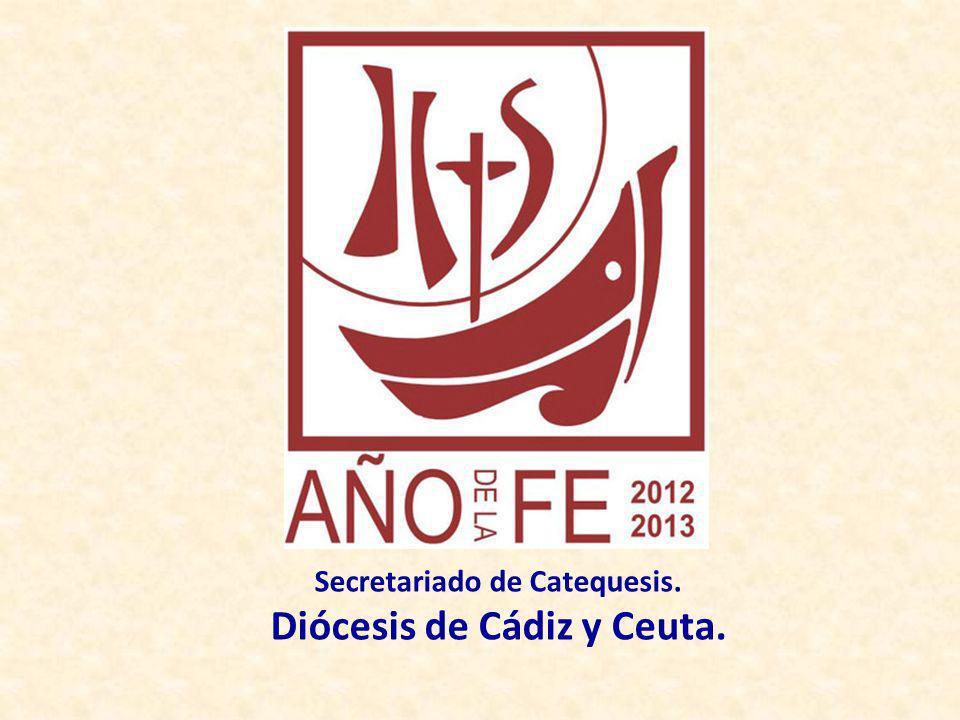 Secretariado de Catequesis. Diócesis de Cádiz y Ceuta.