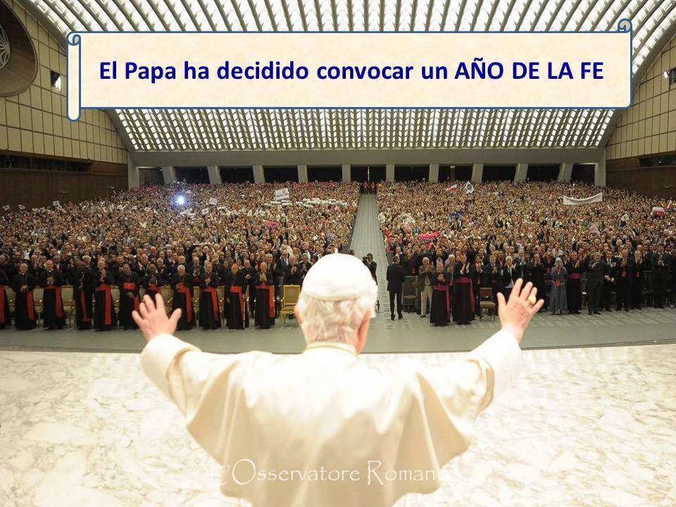Los APÓSTOLES, que por la fe dejaron todo para seguir al Maestro y así fueron por el mundo entero.