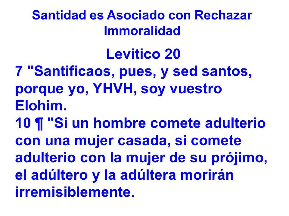 Levitico 20 7