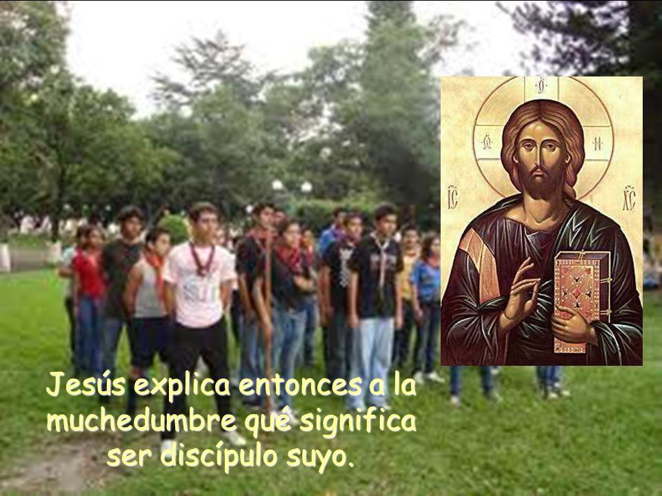 A Pedro todavía le queda mucho que aprender respecto a Jesús.