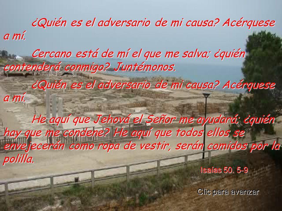 Jehová el Señor me abrió el oído, y yo no fui rebelde, ni me volví atrás. Jehová el Señor me abrió el oído, y yo no fui rebelde, ni me volví atrás. Di
