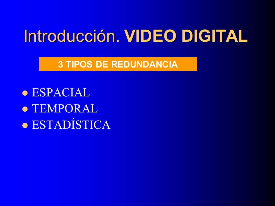 LA COMPRESIÓN MPEG-2 MPEG 2: Año 1994.