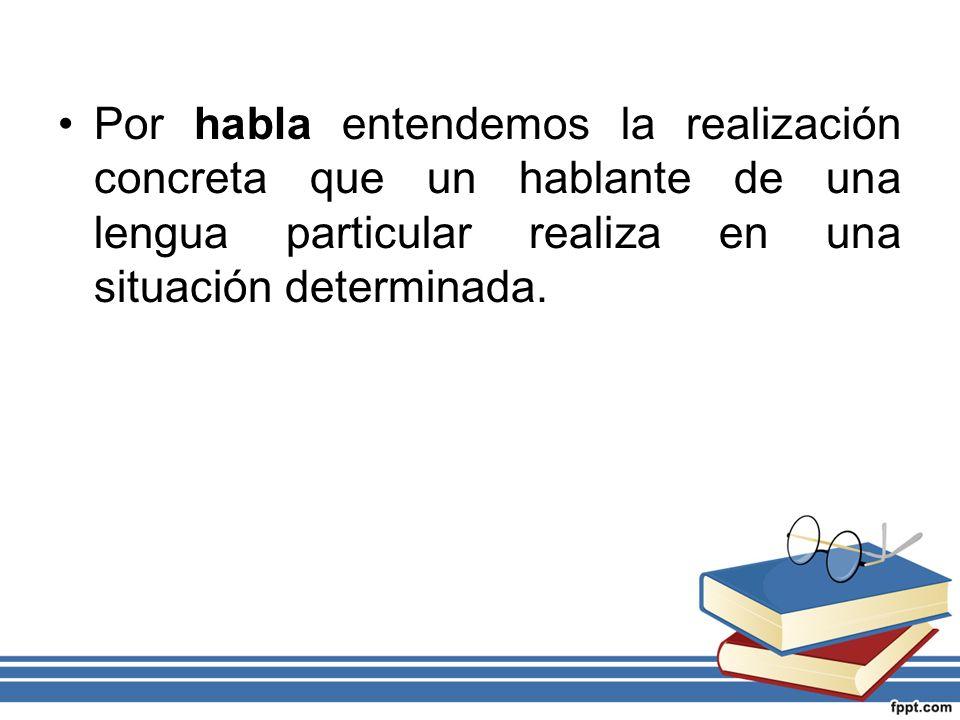 ACTIVIDADES Describe situaciones en las que uses cada una de las funciones del lenguaje.