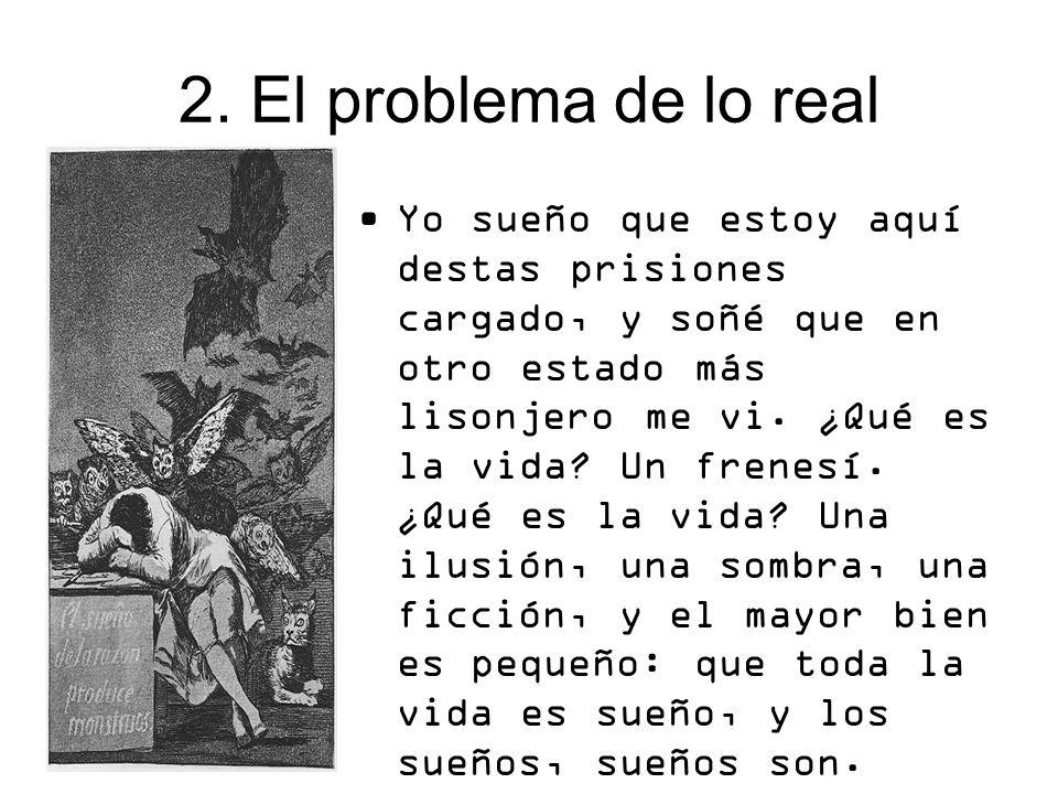 El problema de lo real El paralelismo se presenta entre las figuras de Descartes y Neo.