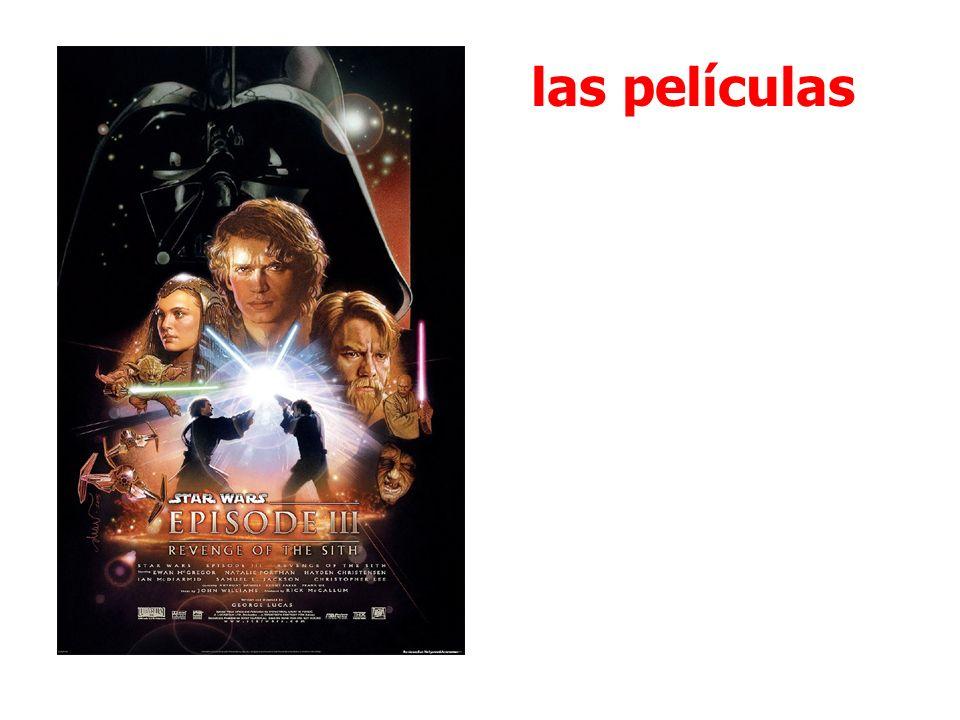 las películas