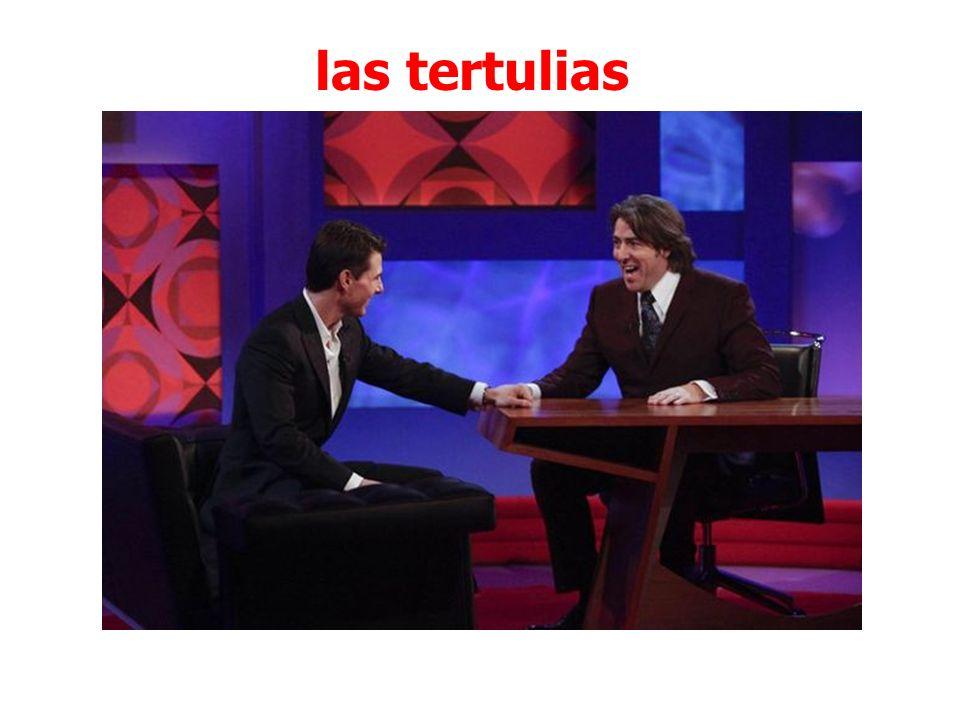 las tertulias
