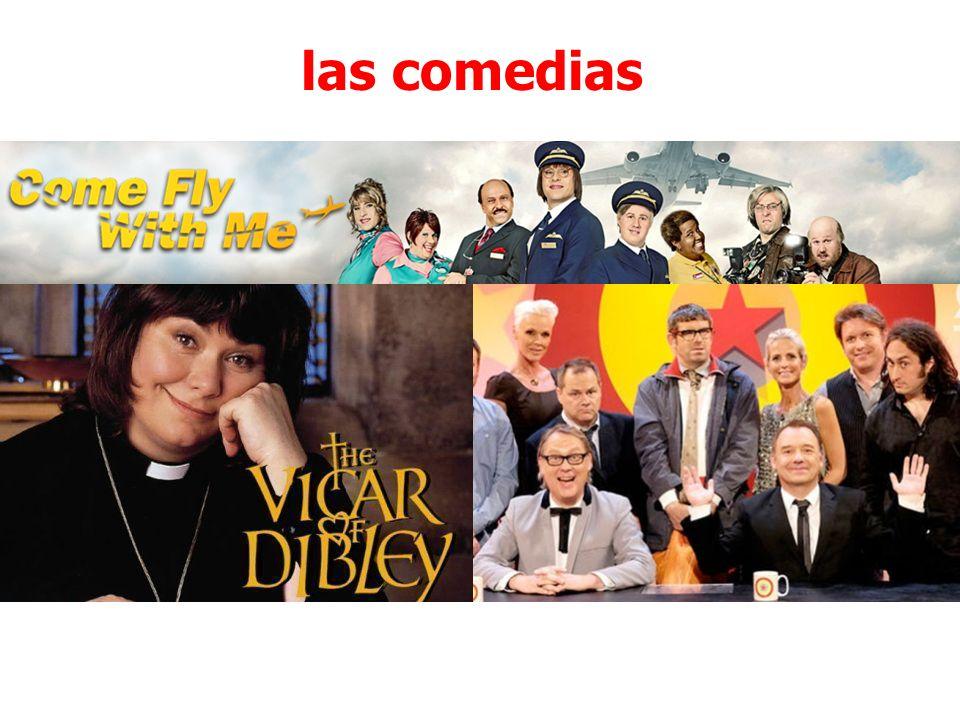 las comedias