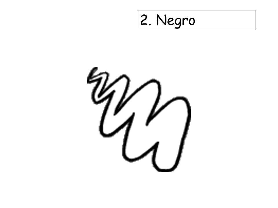 2. Negro
