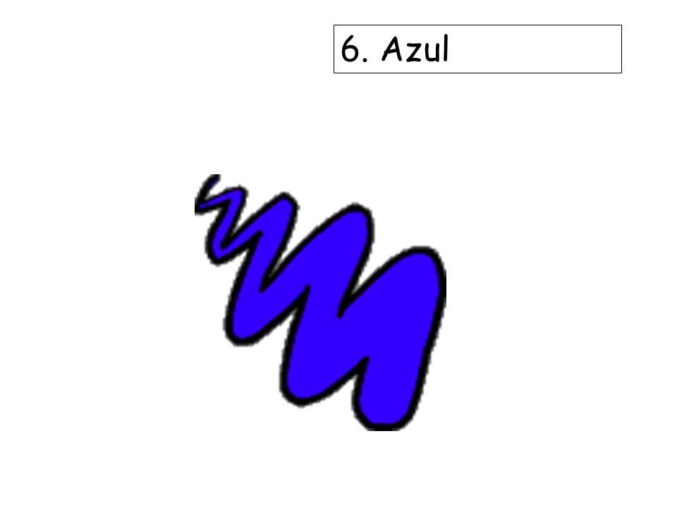 6. Azul
