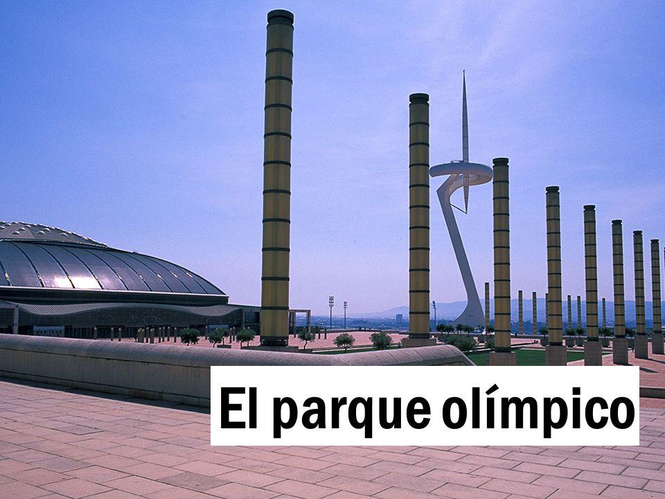 El parque olímpico