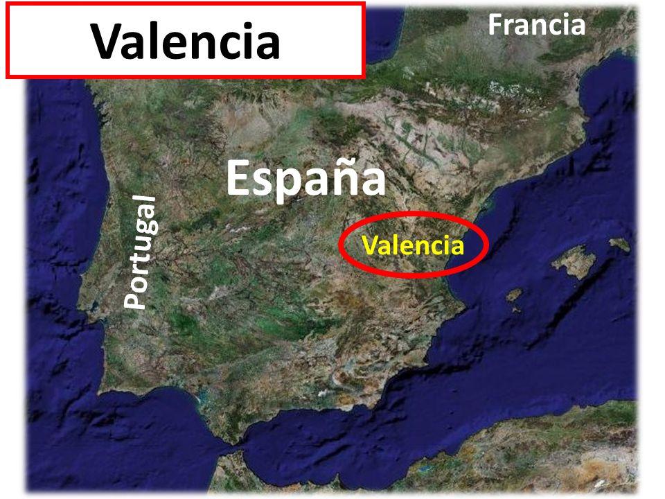España Portugal Francia Valencia