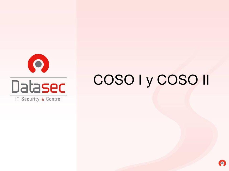 COSO I y COSO II