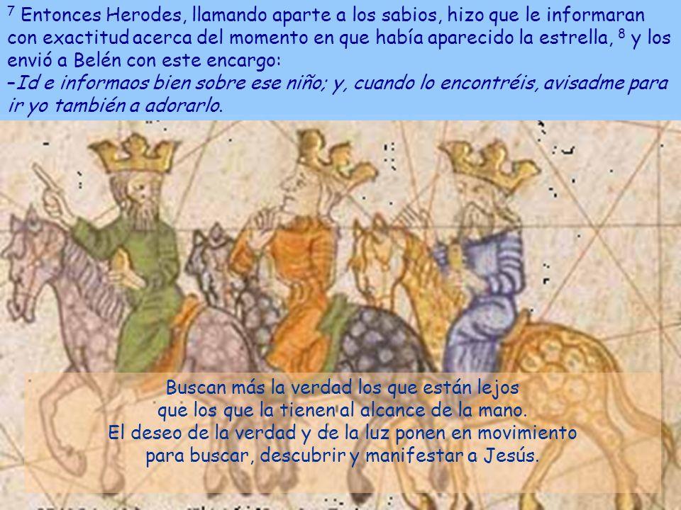 Al oír esto, el rey Herodes se sobresaltó y con él toda Jerusalén. Entonces convocó a todos los jefes de los sacerdotes y a los maestros de la ley y l