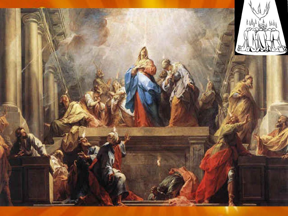 El Señor os dará su Espíritu Santo. Ya no temáis, abrid el corazón. Derramará todo su amor. 1.-Él transformará hoy vuestra vida. Os dará la fuerza par