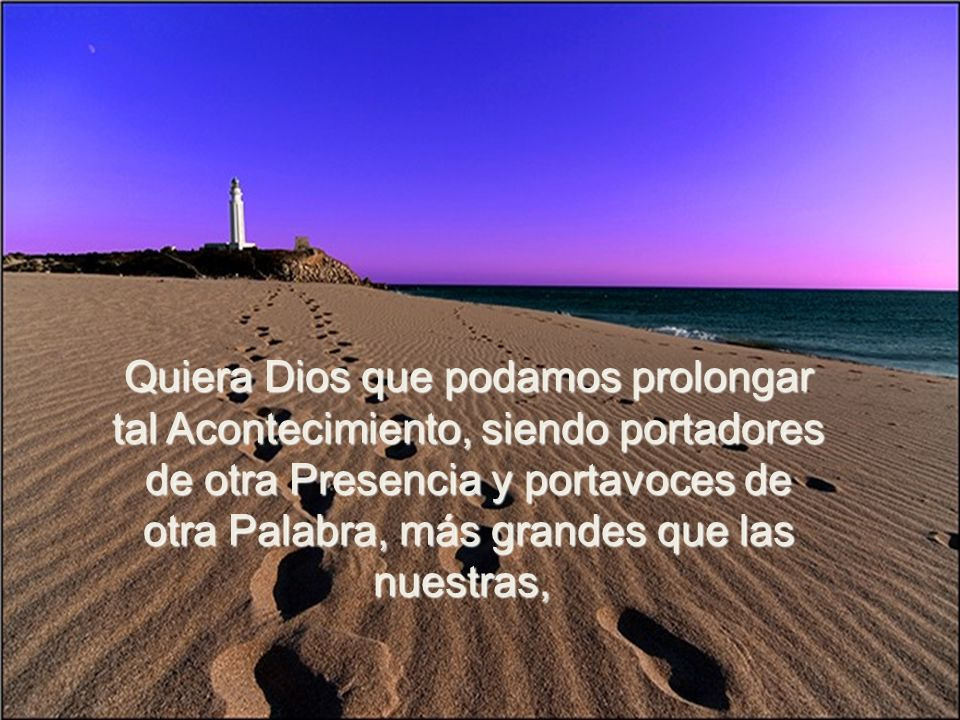 comienzan a anunciar el paso de Dios por sus vidas en cada una de las lenguas de los que les escuchaban.