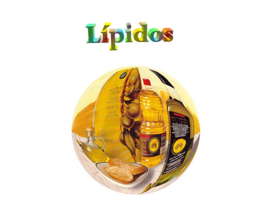Concepto de Lípido Los lípidos son biomoléculas orgánicas formadas básicamente por carbono e hidrógeno y generalmente también oxígeno; pero en porcentajes mucho más bajos.