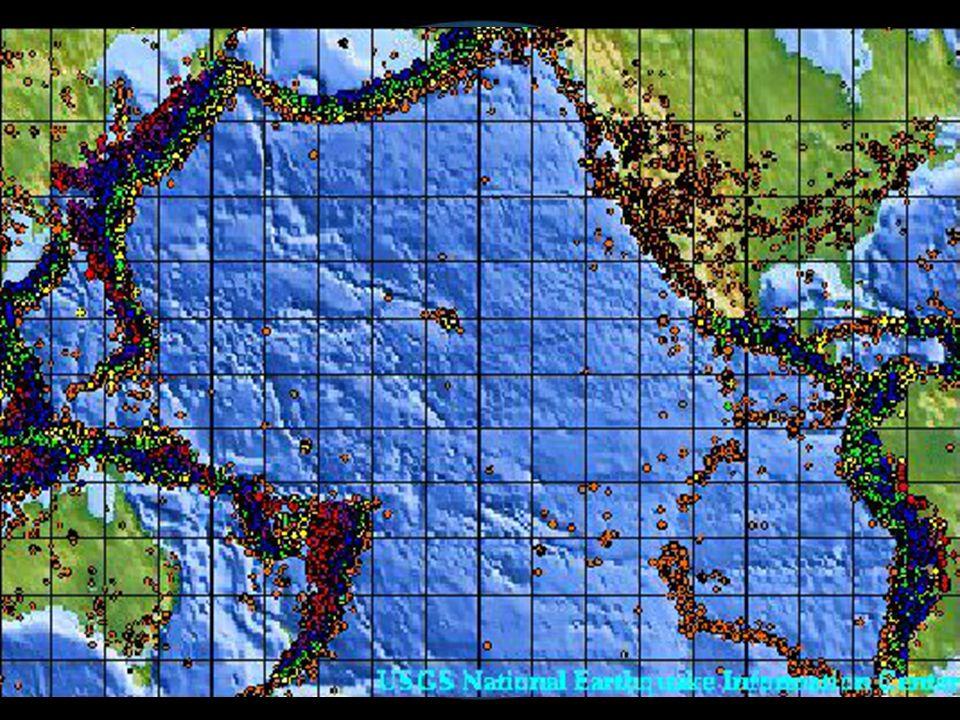 TECTÓNICA DE PLACAS Es la gran teoría de la geología moderna.
