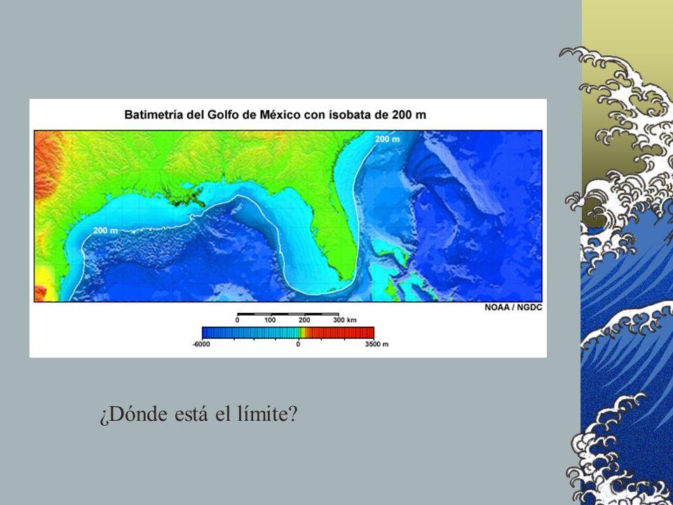 Las corrientes oceánicas se pueden clasificar según la profundidad del agua. Las corrientes de alta mar ocurren en aguas de más de 200 m de profundida