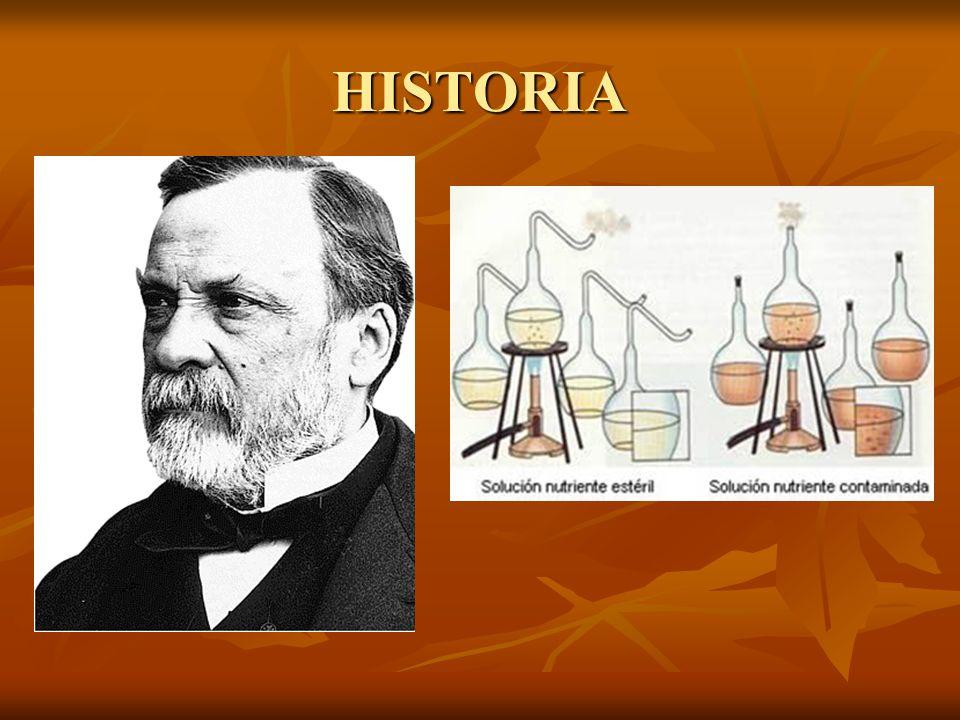 HISTORIA El microorganismo causante de una enfermedad debe aparecer en todos aquellos individuos que la padezcan.