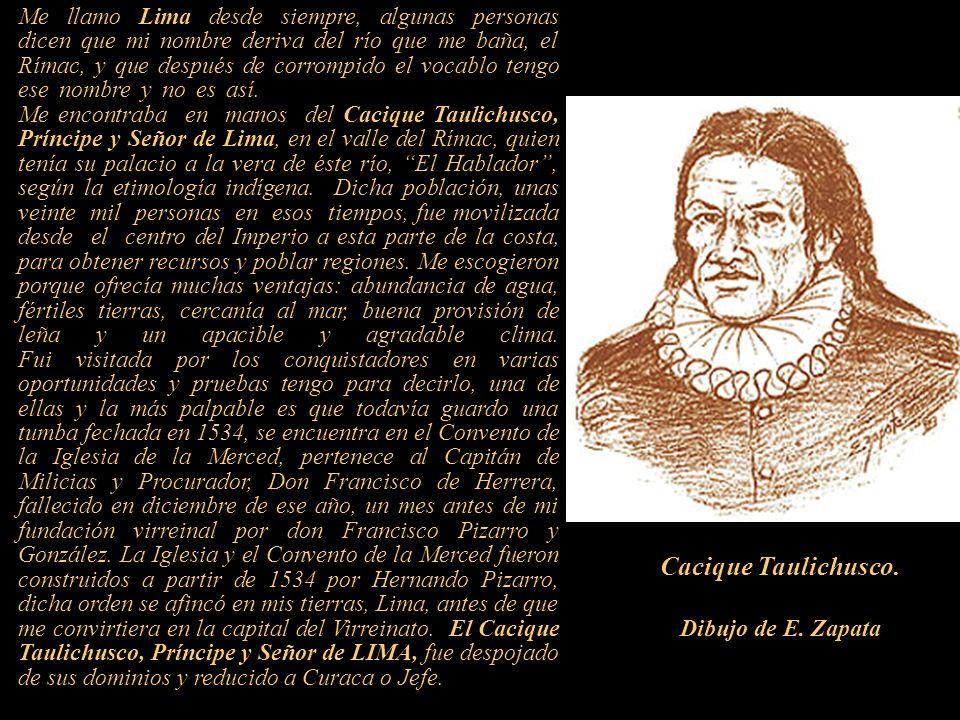 LIMA es mi verdadero NOMBRE Presentación Nº 13 Gabriela Lavarello de Velaochaga - mayo 2008