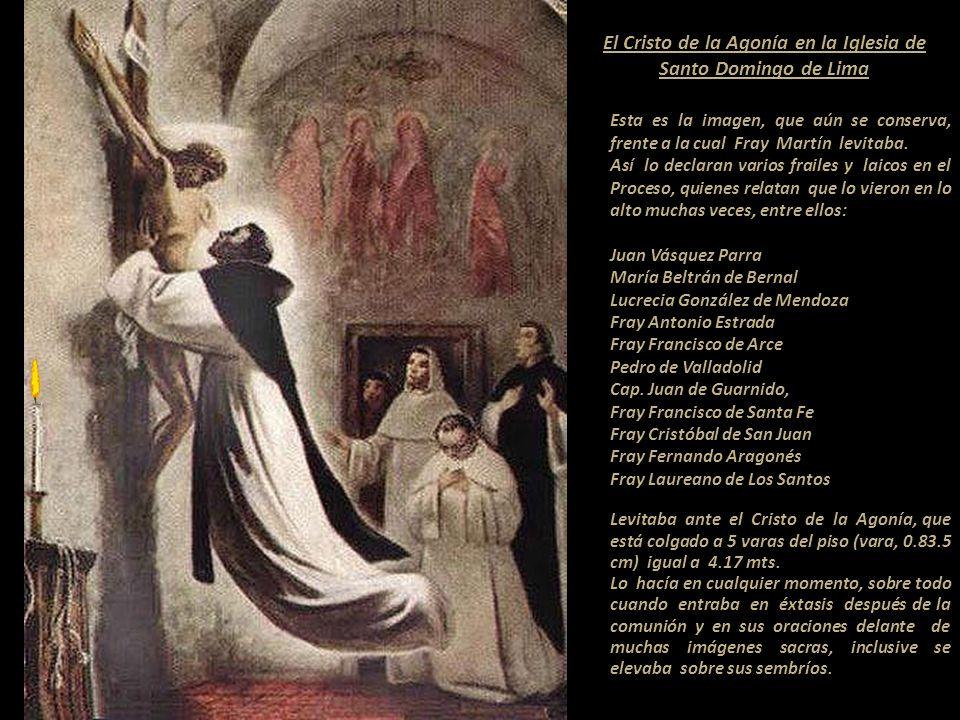 No se conoce la fecha cuando su apellido cambió a Porres, pero es así como está canonizado. Fotografía: cortesía del señor Luis Enrique Quino Pérez Fi