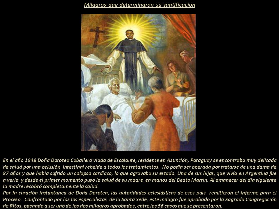 Papa Gregorio XVI (1831-1846) Beato Martín 29-octubre-1837