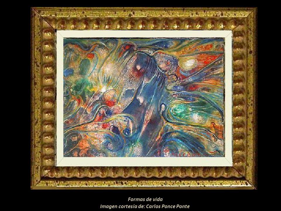 Pintor y paisaje de la sierra norte Imagen cortesía de: Carlos Ponce Ponte