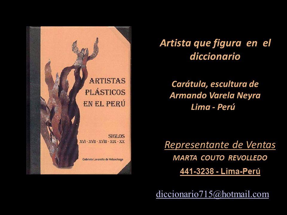 Sus obras figuran en museos, colecciones privadas y públicas. Está considerado como uno de los iconos de la pintura del siglo XX en el Perú. La Escuel