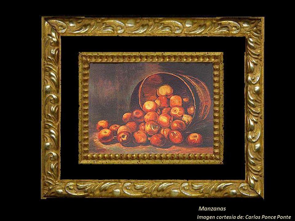 Manzanas Imagen cortesía de: Carlos Ponce Ponte