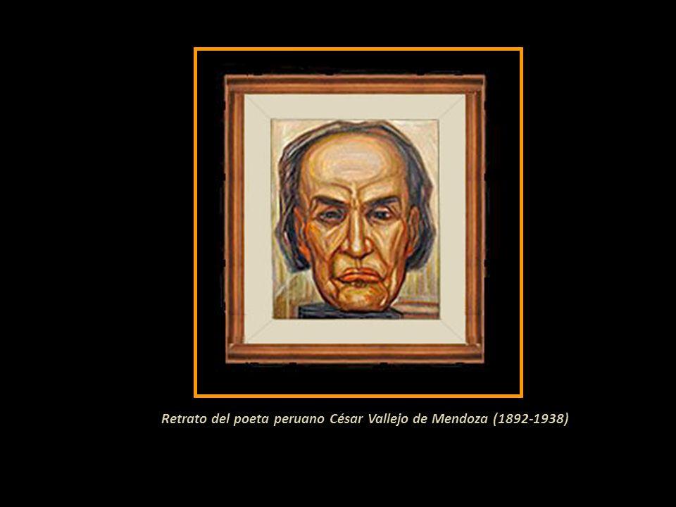 Flores Ésta es una de las pocas obras que lleva nombre, apellido y año ( 1942) Imagen cortesía de: Carlos Ponce Ponte