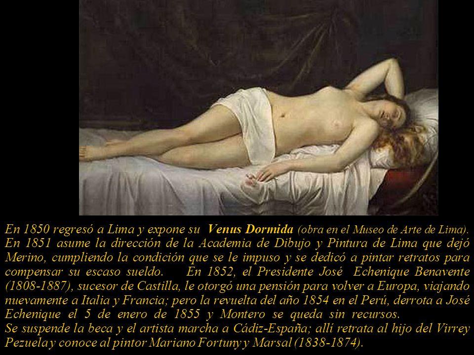 Nació en Piura y falleció en el Callao víctima de la fiebre amarilla. Desde muy pequeño estudió pintura con el quiteño José Anselmo Yañez. A los once