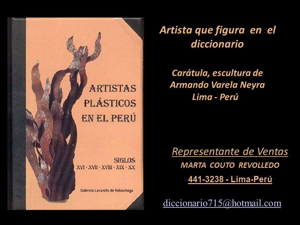 En el año 2007, en el marco de la Gran Semana de Lima, fue galardonado por el municipio capitalino con el Premio Medalla Ignacio Merino, junto con los