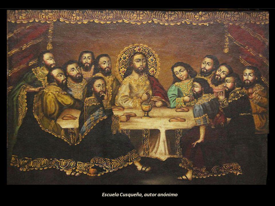 Convento de los Descalzos de Lima. En el Convento de los Descalzos, Lima-Perú. Pintura del taller de Rubens (detalle)