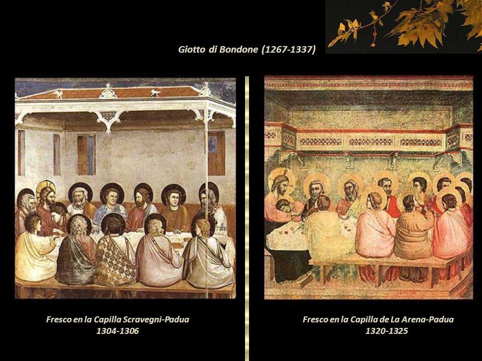 Arte Románico Detalle del cielo raso de la Iglesia San Martín de Zillis, en Suiza (siglo XII). El Lavatorio y la Última Cena, completan el conjunto de