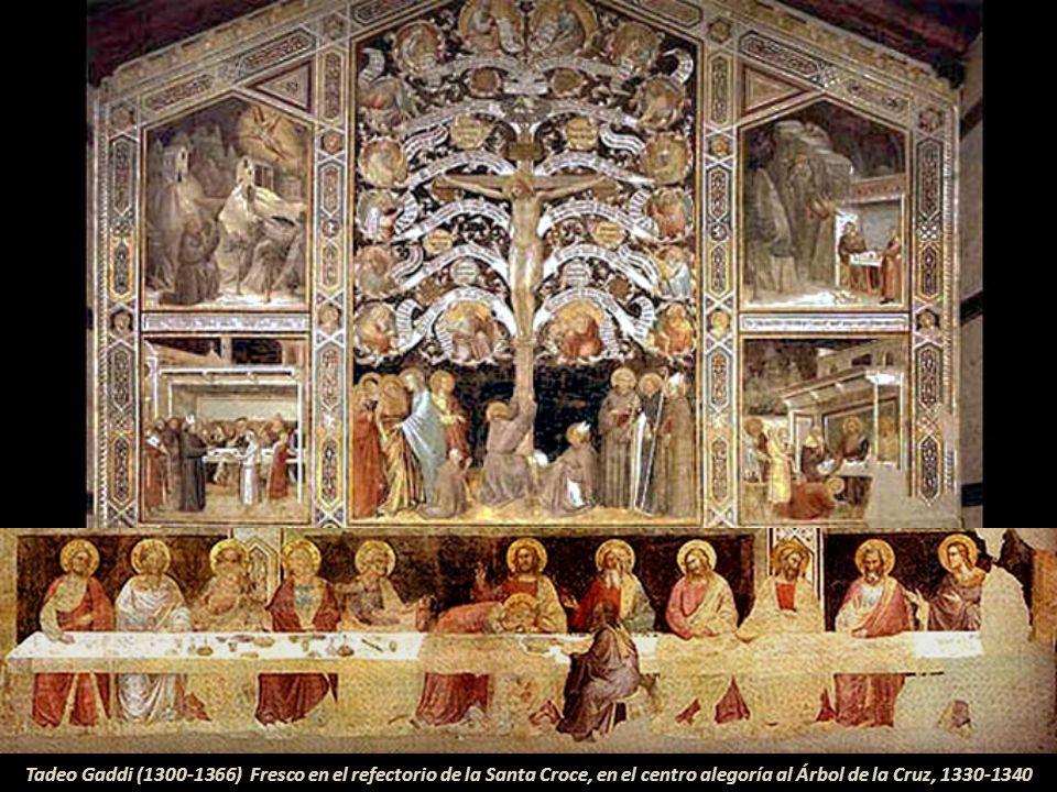 Giotto di Bondone (1267-1337) Fresco en la Capilla Scravegni-Padua Fresco en la Capilla de La Arena-Padua 1304-1306 1320-1325