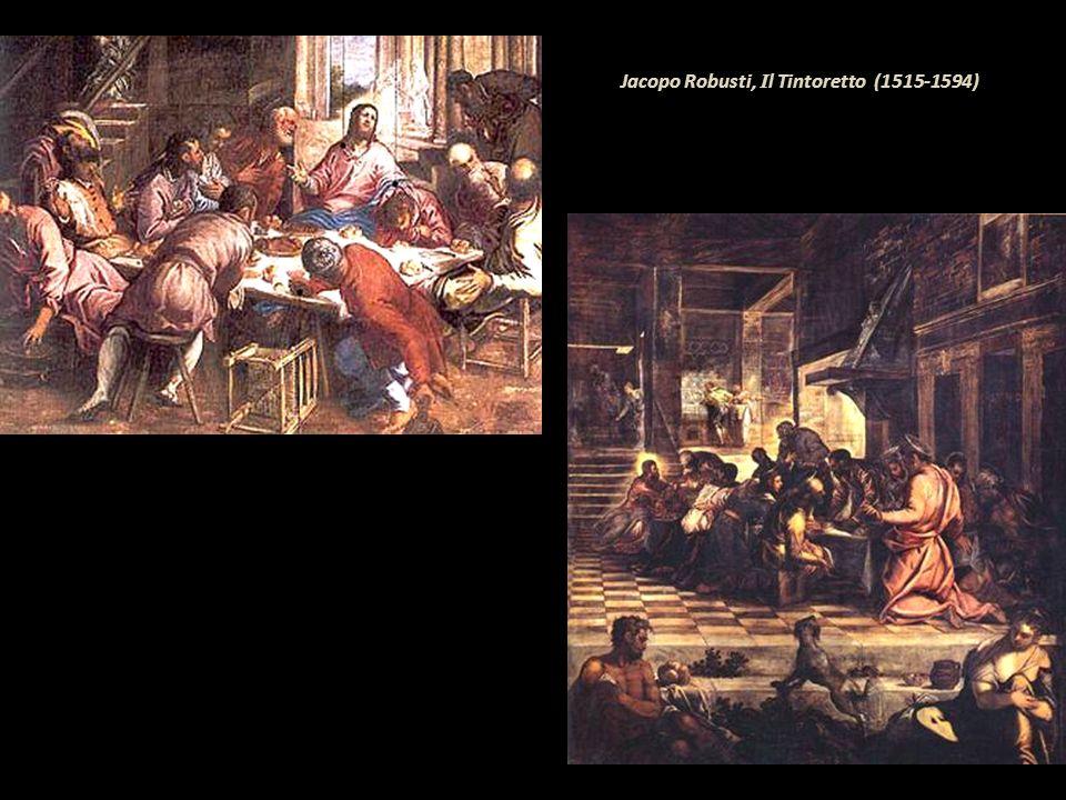 Jacopo Robusti, El Tintoretto (1515-1594) Iglesia San Giorgio Maggiore, Venecia