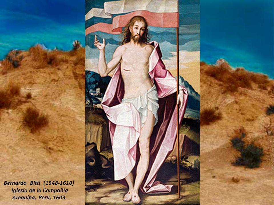 Bernardo Pérez de Robles y Lorenzana (1621-1683) Escultor español radicado en la Ciudad los Reyes (Lima) desde 1644. Trabajos del artista en Arequipa,