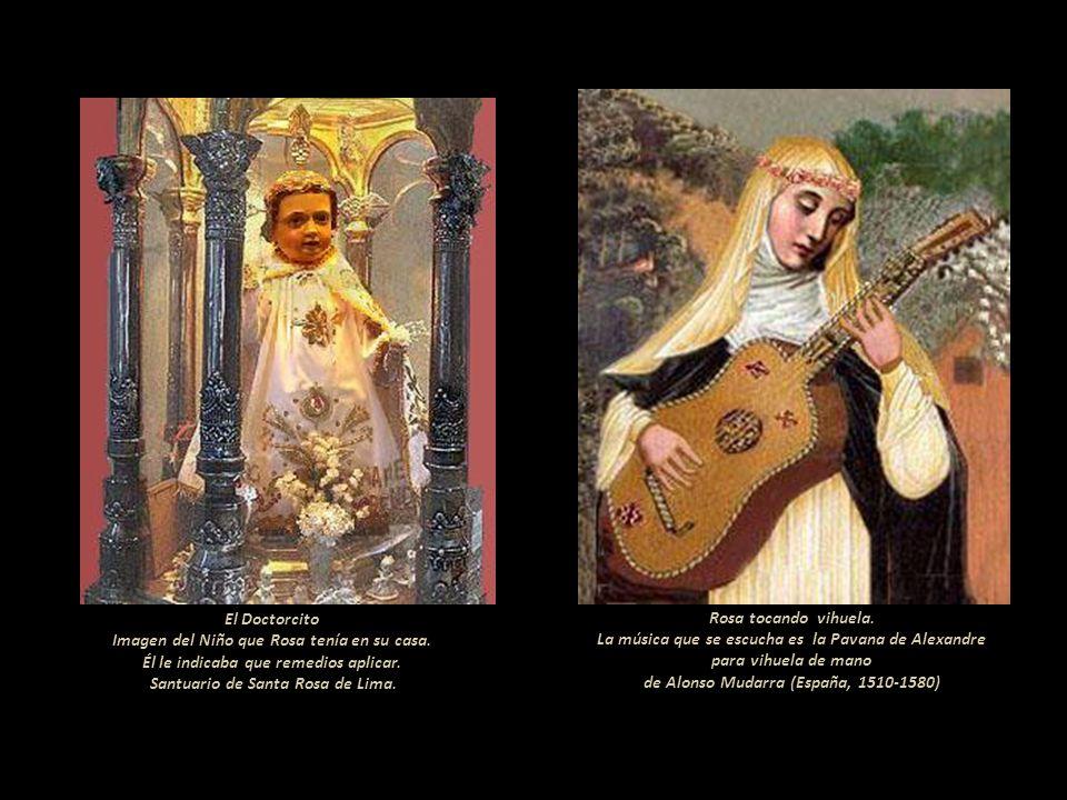 ------------------------------ madre de mi alma y señora mía la divina magestad sea serbida de comunicarme su divino espíritu para que io acierte acer