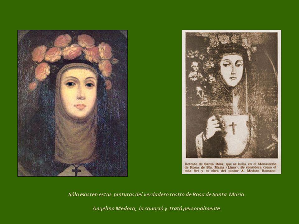 Entre los 20 y 21 años de edad, [1606- 07] según declararon en el Proceso su hermano Hernando y Doña María Uzátegui de la Maza, Rosa de Santa María re