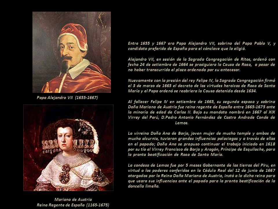 El 4 de marzo de 1630 se aceptó la petición del Provincial de la O.P. Dominicos del Perú, y acatando el mandato enviado de Roma, el V Arzobispo de Lim