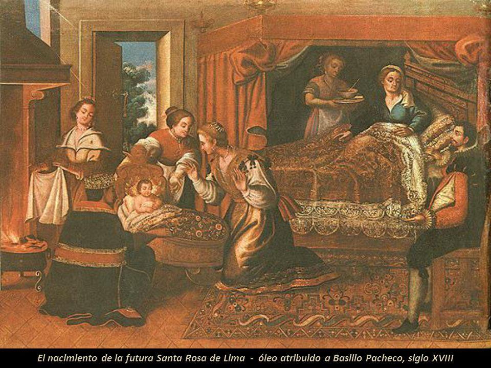Tras el doloroso fallecimiento de Rosa de Santa María, el virrey dispuso unas honras magníficas para su tránsito.