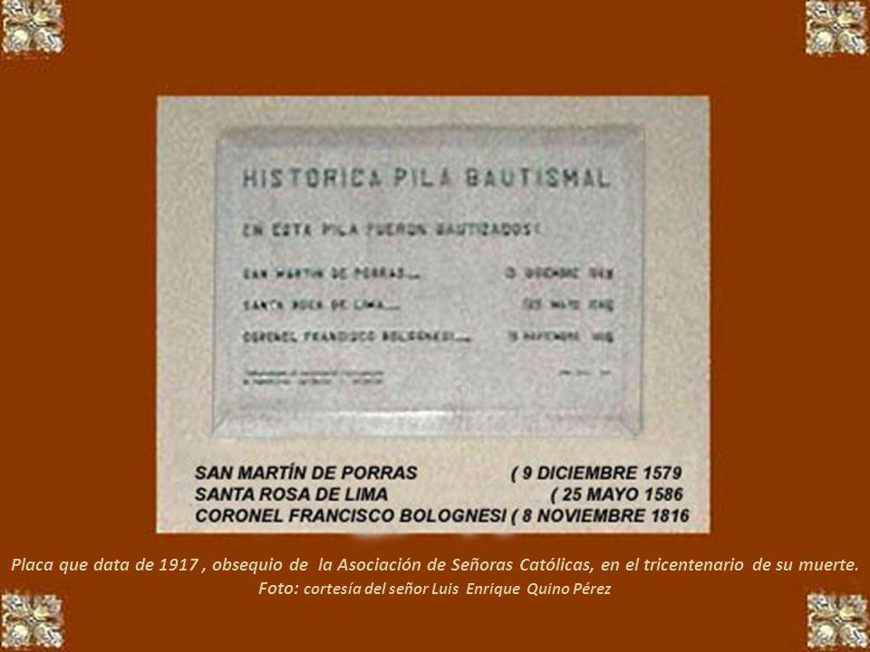 Terminado el expediente, el Virrey de Esquilache despachó los documentos al Rey Felipe III (1578-1621).