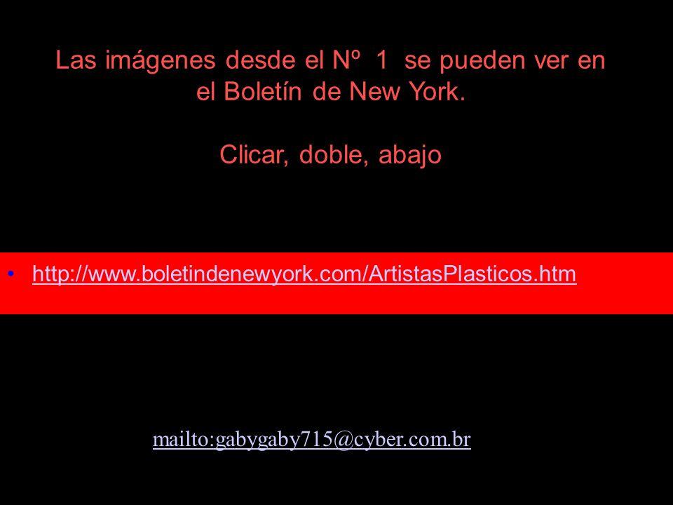 F in de la serie de mis 13 presentaciones, espero las hayan disfrutado. Gaby Lavarello de Velaochaga 2007-2008.