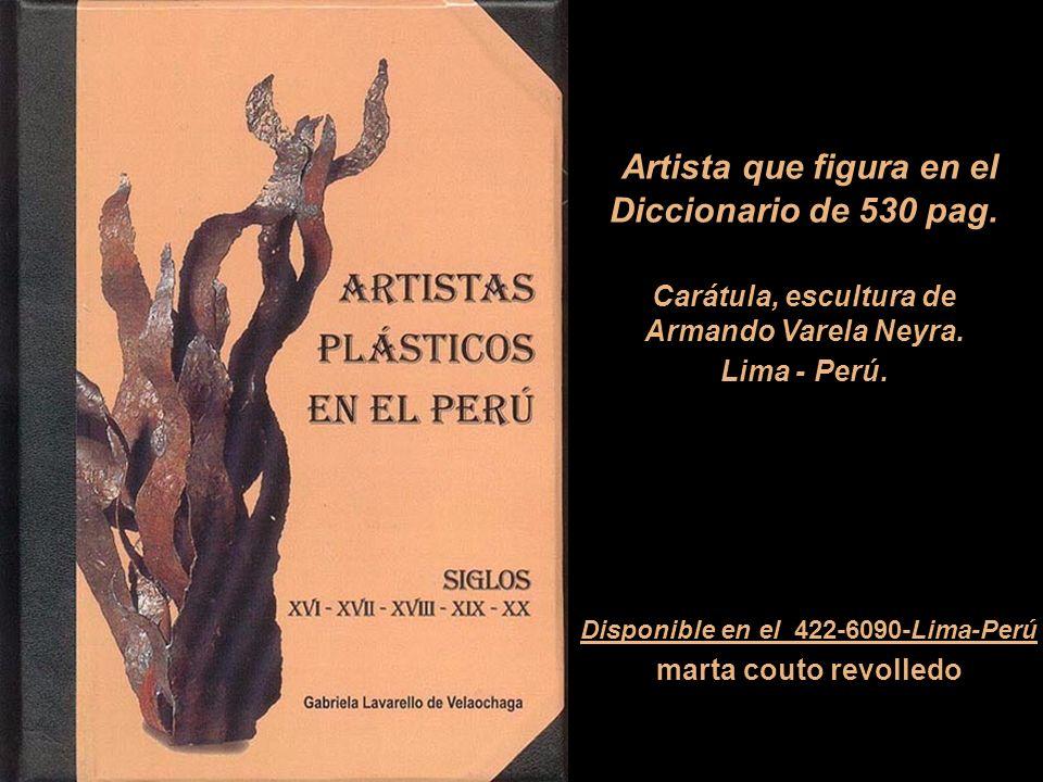 Imágenes logradas a la fina colaboración del artista Juan Carlos Zeballos Moscairo