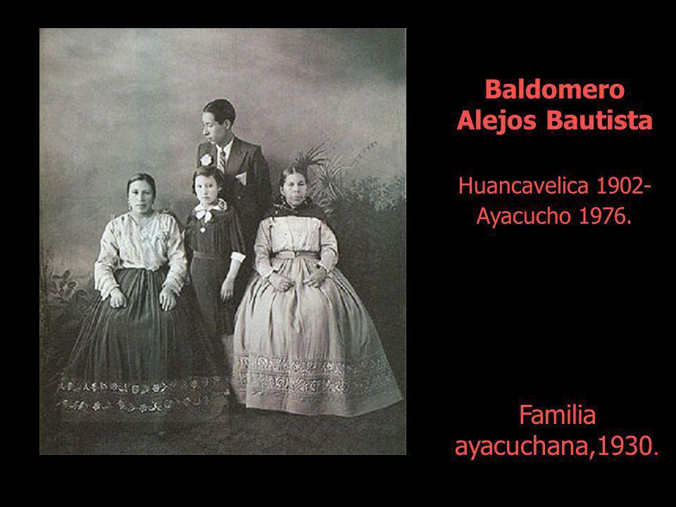 Abraham GUILLÉN MELGAR Cusco 1901-Lima 1985 Hornacina incaica en Vilcashuamán, Ayacucho.