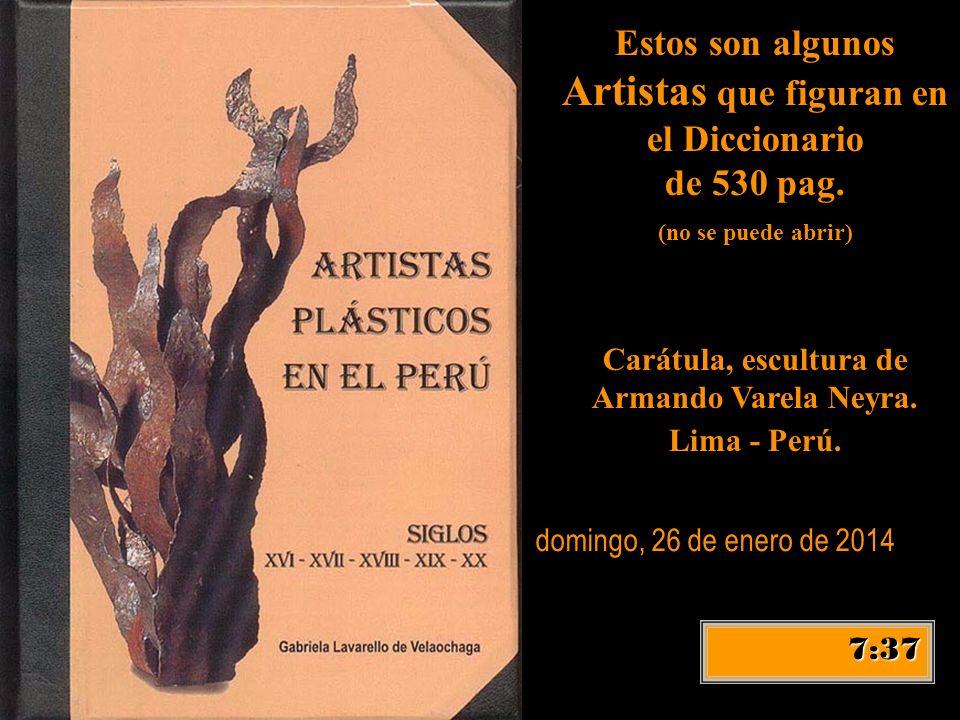 Patio Colonial. Federico Molina Quintanilla Arequipa 1900 - 1988.
