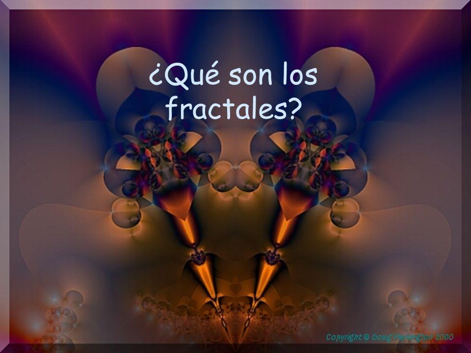 Miré emocionado cuando vi por primera vez un fractal. Quería saber cómo fue hecho, de dónde vino y cómo comprenderlo