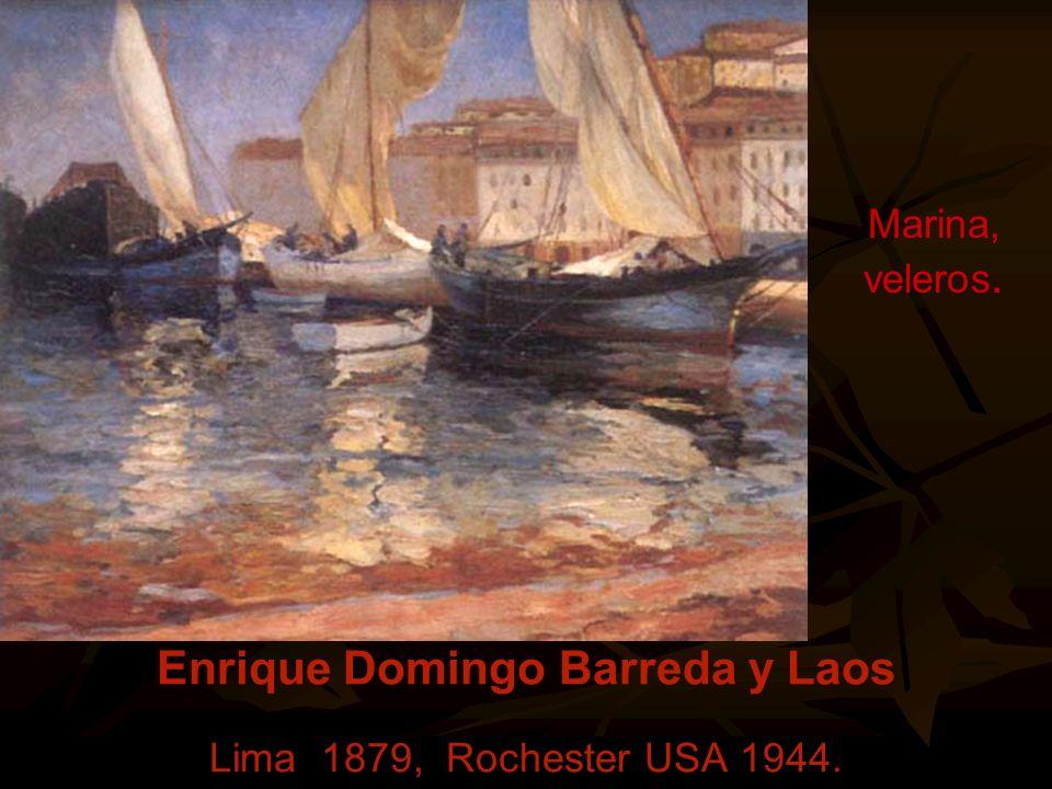 Gabriela Lavarello de Velaochaga - dic-2007 Pintores Peruanos de siempre Nº 3